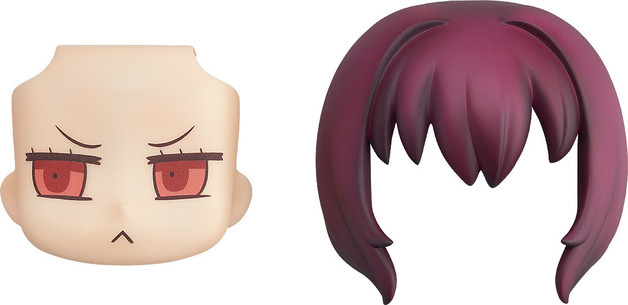 Nendoroid More: Fate/Grand Order Face Swap - (Lancer/Scathach)