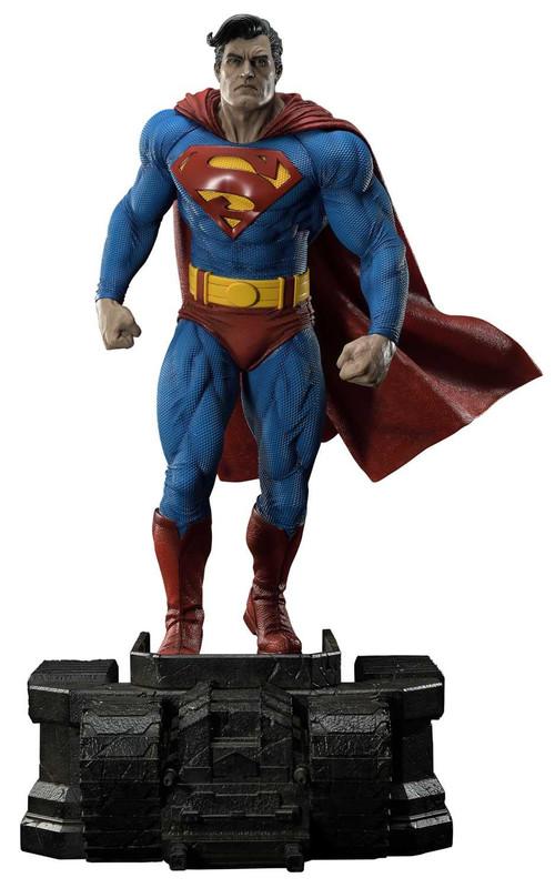 "Batman: The Dark Knight Returns - Superman - 34"" Premium Statue"