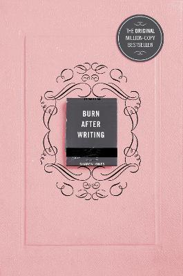 Burn After Writing by Sharon Jones