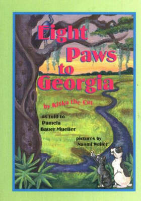 Eight Paws to Georgia by Pamela Bauer Mueller image