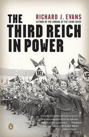 The Third Reich in Power by Richard J Evans image