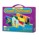 Match It! Dominoes - Ocean