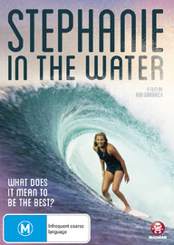 Stephanie in the Water on DVD