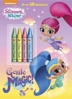 Genie Magic! (Shimmer and Shine) by Golden Books