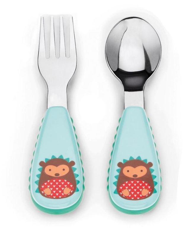 Skip Hop Zoo Utensil - Hedgehog
