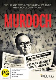 Murdoch on DVD