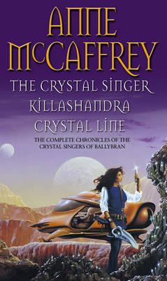 The Crystal Singer Omnibus by Anne McCaffrey image