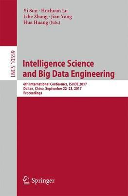Intelligence Science and Big Data Engineering image