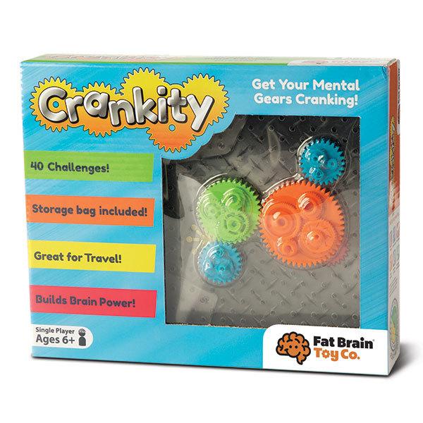 Fat Brain Toys: Crankity image