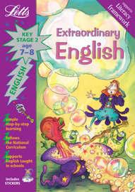 Extraordinary English Age 7-8 image