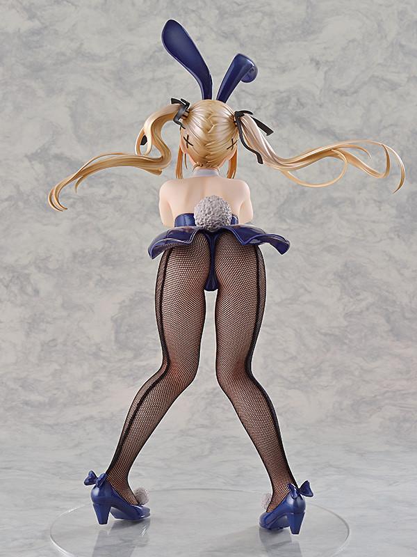 Dead or Alive: 1/4 Marie Rose (Bunny Ver.) - PVC Figure image