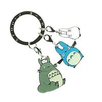 My Neighbor Totoro Metal Keychain (Group A, 10cm)