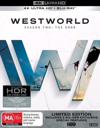 Westworld: Season 2 on UHD Blu-ray