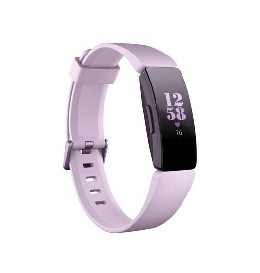Fitbit Inspire HR Heart Rate & Fitness Tracker - Lilac image