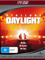 Daylight on HD DVD