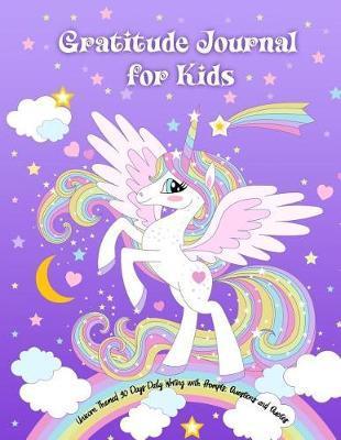 Gratitude Journal for Kids by Cindy Elsharouni
