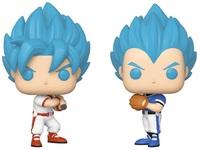 Dragon Ball Super – Goku & Vegeta (Baseball Uniforms) Pop! Vinyl 2-Pack