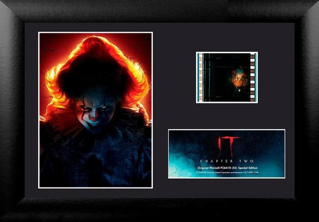 FilmCells: Mini-Cell Frame - IT Chapter Two (Illuminated Pennywise)