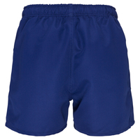 Professional Polyester Short - Royal (S)