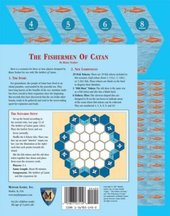 Settlers of Catan: The Fishermen of Catan Expansion