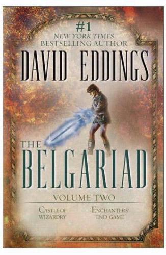 The Belgariad Omnibus 2 (Belgariad #4 & #5) by David Eddings image