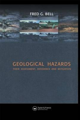Geological Hazards by Fred G. Bell image