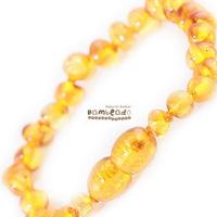 Bambeado Amber Bracelet Baby Bud - Honey