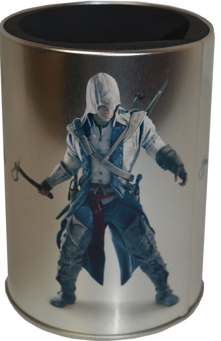 Assassin's Creed 3 Metal Can Cooler - Connor