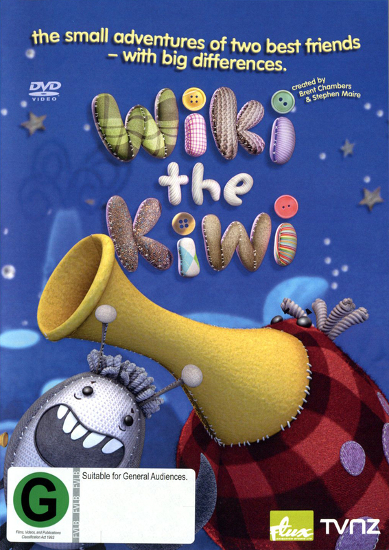 Wiki the Kiwi | DVD | Buy Now | at Mighty Ape NZ