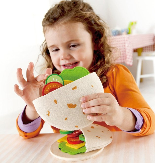 Hape: Pita Pocket Lunch