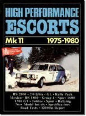 High Performance Escorts Mk.2, 1975-80