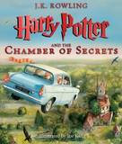 Harry Potter and the Chamber of Secrets: The Illustrated Edition (Harry Potter, Book 2) by J.K. Rowling