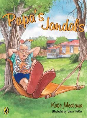 Papa's Jandals by Kate Moetaua image