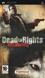Dead to Rights: Reckoning for PSP