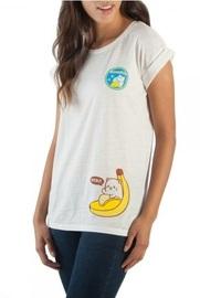 Bananya: Roll Sleeve - T-Shirt (Small)