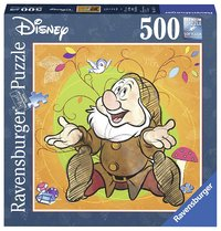 Ravensburger : Disney Sneezy Puzzle 500pc Square