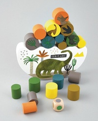 Floss & Rock: Dinosaur - Balancing Game