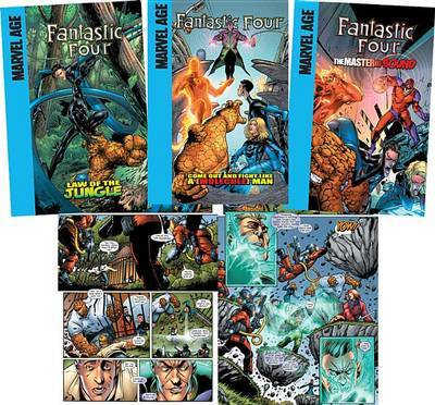 Fantastic Four Set II by Jeff Parker