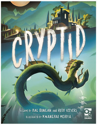 Cryptid - Board Game