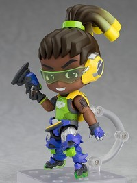 Overwatch : Nendoroid Lúcio (Classic Skin Edition)- Articulated Figure