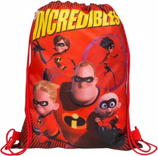 The Incredibles: 2 Draw String Bag
