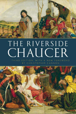 The Riverside Chaucer by Geoffrey Chaucer image