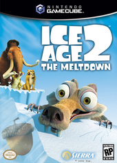 Ice Age 2: The Meltdown for GameCube