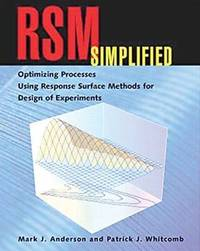 RSM Simplified by Patrick J Whitcomb