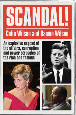Scandal! by Colin Wilson