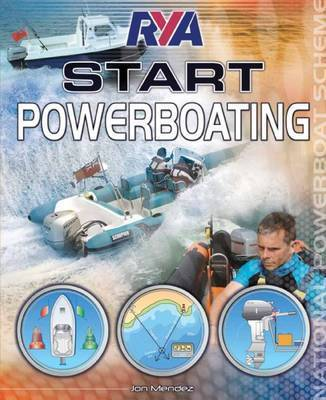 RYA Start Powerboating by Jon Mendez