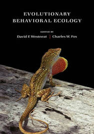 Evolutionary Behavioral Ecology image