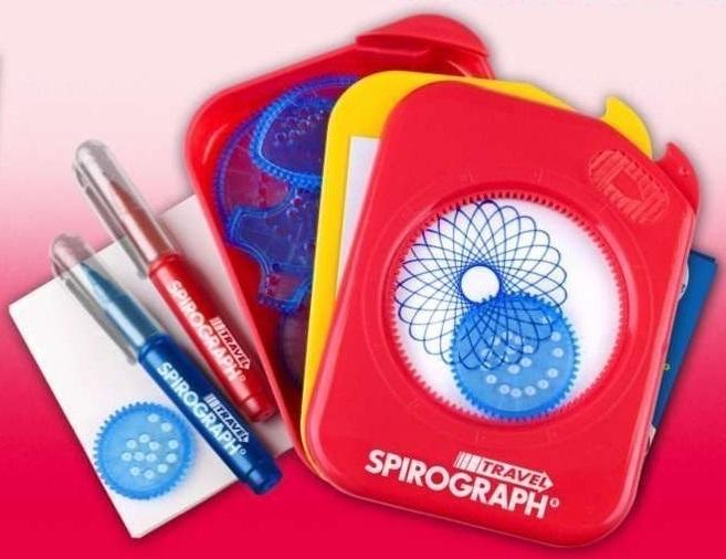 Spirograph - Travel Set image