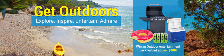 Win an Outdoor Entertainment Pack