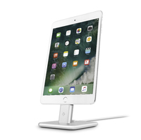 Twelve South HiRise Deluxe 2 for iPhone/iPad (Silver) image